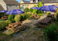 Crown Uploders Beer Garden