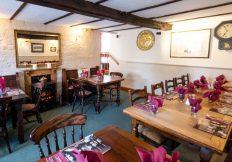 Crown Uploders Dining Room
